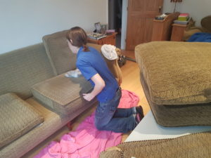 Upholstery cleaning service Doncaster